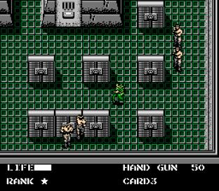 Metal Gear NES 097