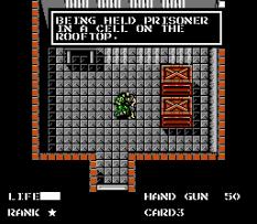 Metal Gear NES 098