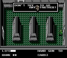 Metal Gear NES 099