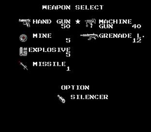 Metal Gear NES 100