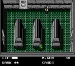 Metal Gear NES 101