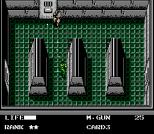Metal Gear NES 102