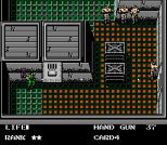 Metal Gear NES 103