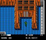 Metal Gear NES 105