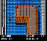 Metal Gear NES 107