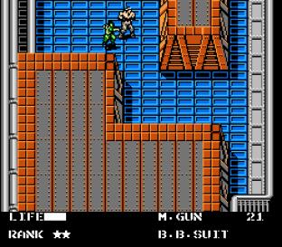 Metal Gear NES 108