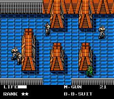 Metal Gear NES 109