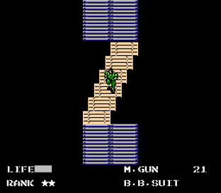 Metal Gear NES 111