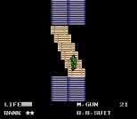 Metal Gear NES 112