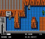 Metal Gear NES 113