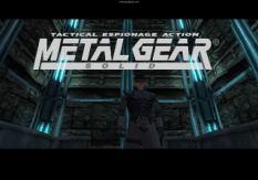 Metal Gear Solid PS1 011