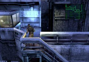 Metal Gear Solid PS1 023