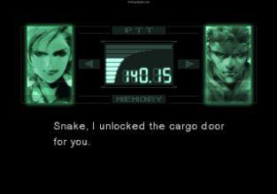 Metal Gear Solid PS1 075