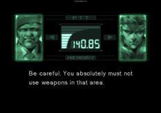 Metal Gear Solid PS1 098