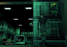 Metal Gear Solid PS1 099