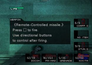 Metal Gear Solid PS1 111