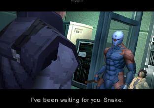 Metal Gear Solid PS1 119