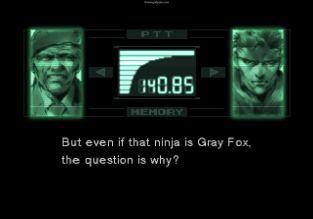 Metal Gear Solid PS1 130