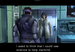 Metal Gear Solid PS1 133