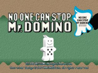No One Can Stop Mr Domino PS1 001