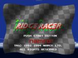 Ridge Racer PS1 02