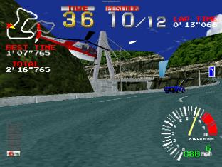 Ridge Racer PS1 09