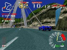 Ridge Racer PS1 10