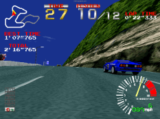 Ridge Racer PS1 11