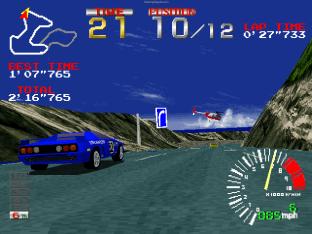 Ridge Racer PS1 12
