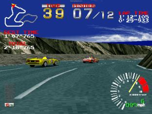 Ridge Racer PS1 20