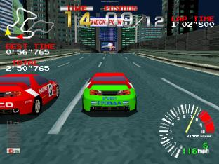 Ridge Racer PS1 31