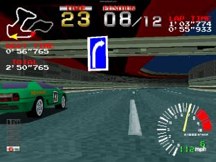 Ridge Racer PS1 34