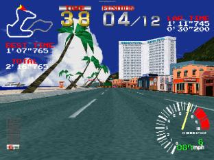 Ridge Racer PS1 42