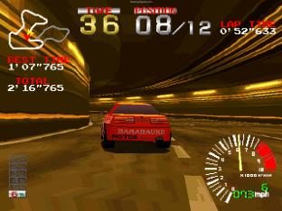 Ridge Racer PS1 45