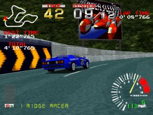 Ridge Racer PS1 53