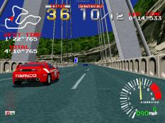 Ridge Racer PS1 54