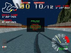 Ridge Racer PS1 55