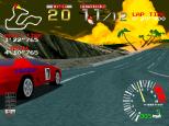Ridge Racer PS1 60