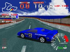 Ridge Racer PS1 65