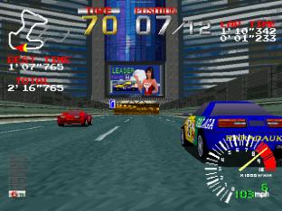 Ridge Racer PS1 67