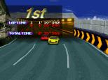 Ridge Racer PS1 70