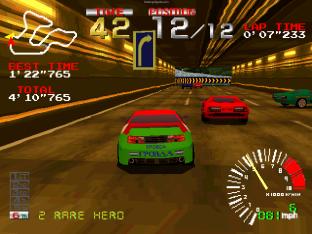 Ridge Racer PS1 75