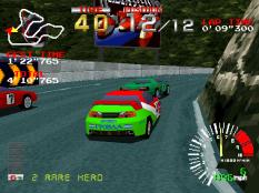 Ridge Racer PS1 76