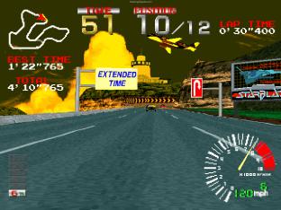 Ridge Racer PS1 78