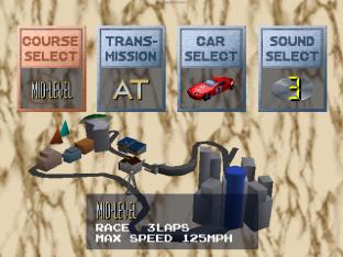 Ridge Racer PS1 89