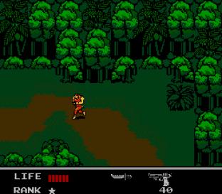 Snake's Revenge NES 009
