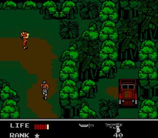 Snake's Revenge NES 012