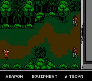 Snake's Revenge NES 020