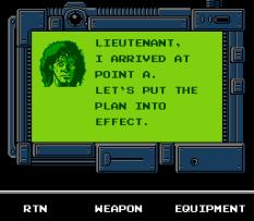 Snake's Revenge NES 021