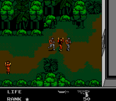 Snake's Revenge NES 022